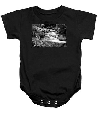 The Falls End Baby Onesie