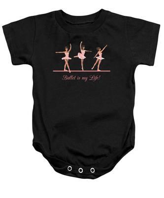 Dance Baby Onesies