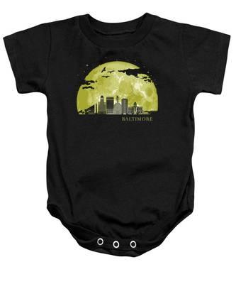 Maryland Baby Onesies