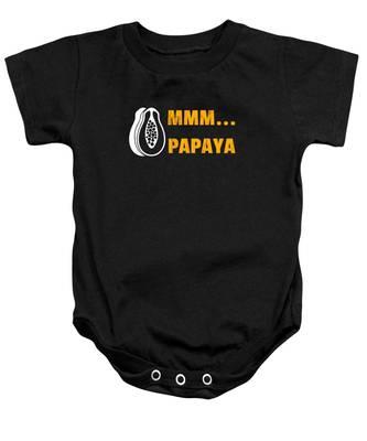 Papayas Baby Onesies