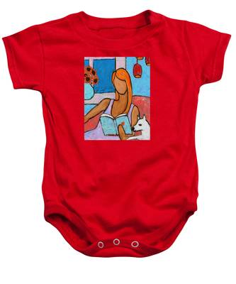 Home Where My Heart Is V Baby Onesie