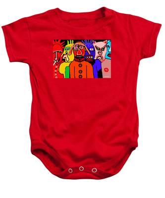 Carnavale 5a Baby Onesie