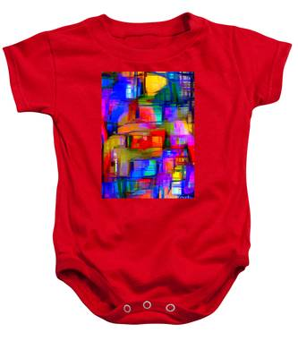 Abstract 1293 Baby Onesie