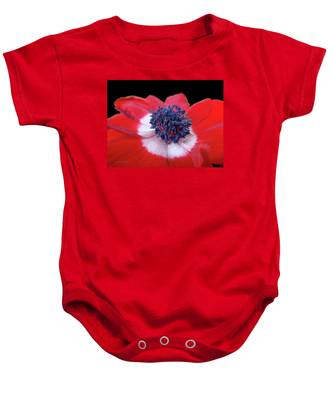 Blossoming Freedom Baby Onesie