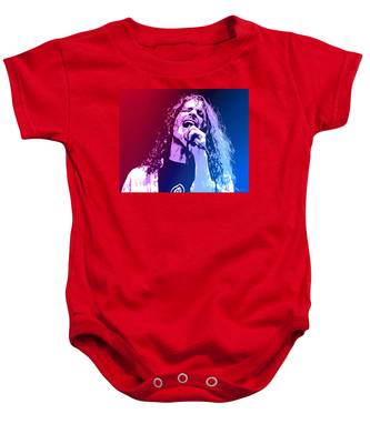 Chris Cornell 326 Baby Onesie