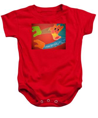 Dream In Color Baby Onesie