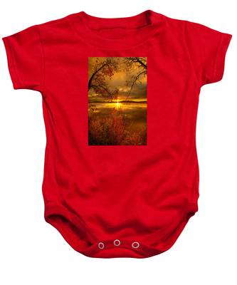 Mother Nature's Son Baby Onesie