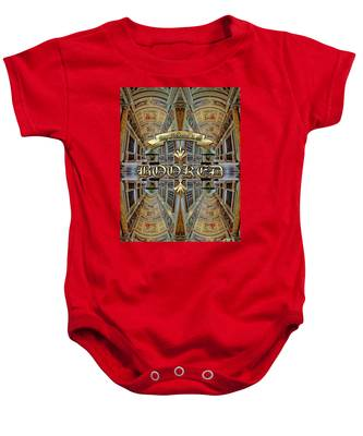 My Weekend Is All Booked Fontainebleau Chateau Library Baby Onesie