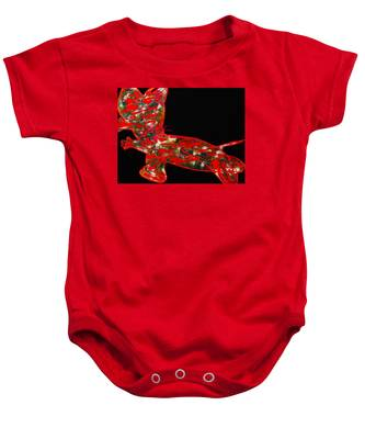 Hidden Messages Baby Onesie