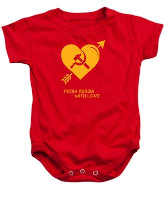 From The Heart Baby Onesies