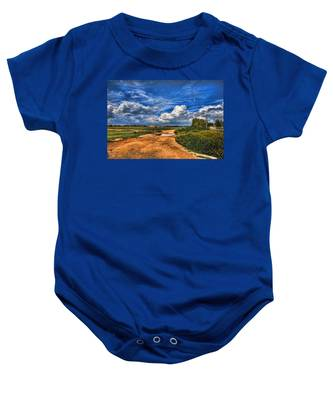 Israel End Of  Spring Season  Baby Onesie