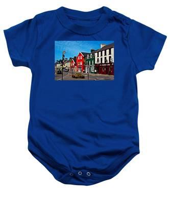 Dingle Bay Color Baby Onesie