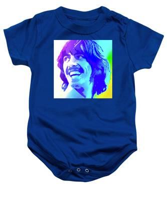 George Harrison Baby Onesie