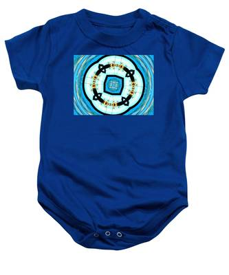 Geo 8 Baby Onesie
