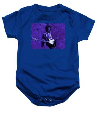 Rock And Roll Star Baby Onesies
