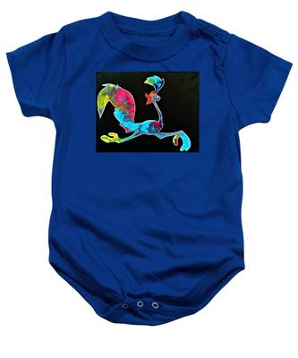 The Roadrunner Baby Onesie