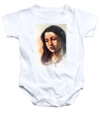 Suchitra Sen Baby Onesie