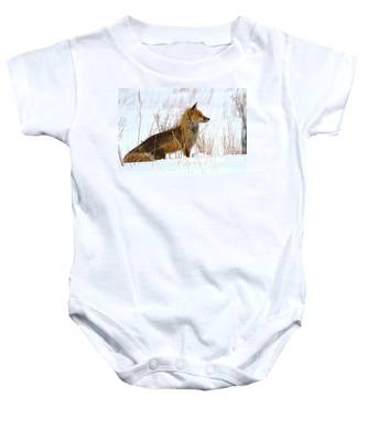The Huntress Baby Onesie