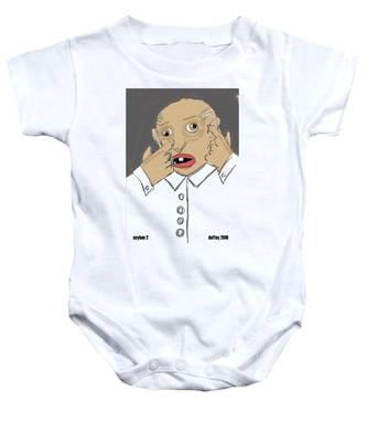 Asylum 2 Baby Onesie