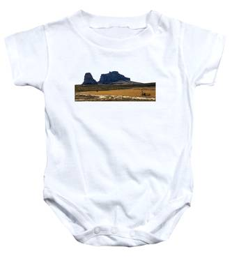 Jailhouse Rock And Courthouse Rock Baby Onesie