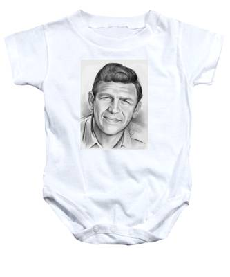 Andy Griffith Baby Onesie