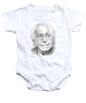 Bernie Sanders Baby Onesie