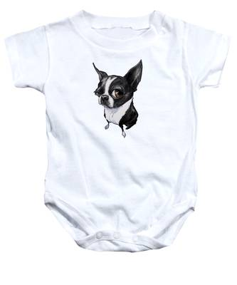 Designs Similar to Boston Terrier by John LaFree