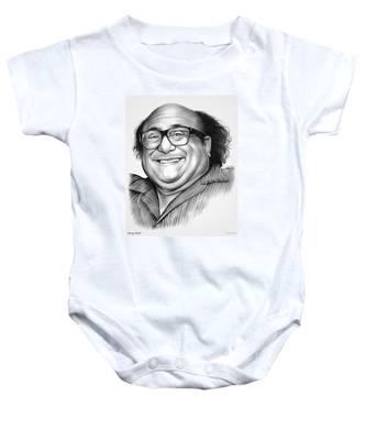 Danny Devito Baby Onesie