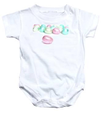 Easter Eggs II Baby Onesie