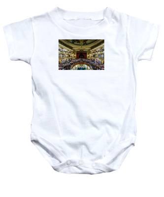 El Ateneo Grand Splendid Baby Onesie