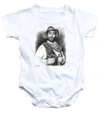 Festus Haggen Baby Onesie