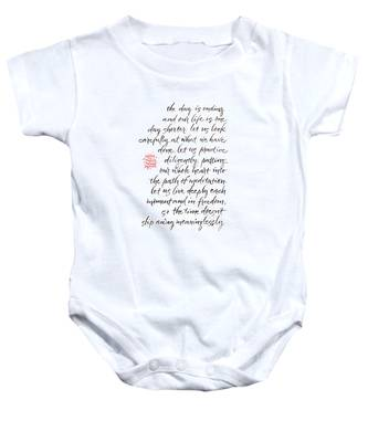 Gatha Four Baby Onesie
