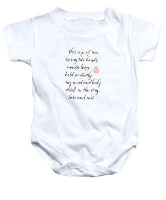 Gatha Six Baby Onesie
