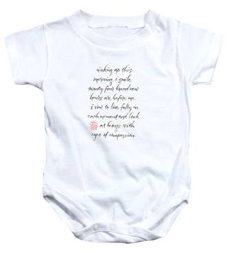 Gatha One Baby Onesie