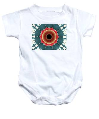 Geo 5 Baby Onesie