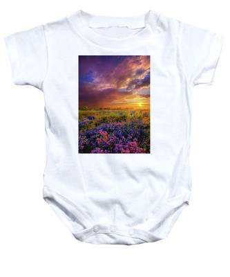 Life Is Measured In Moments Baby Onesie