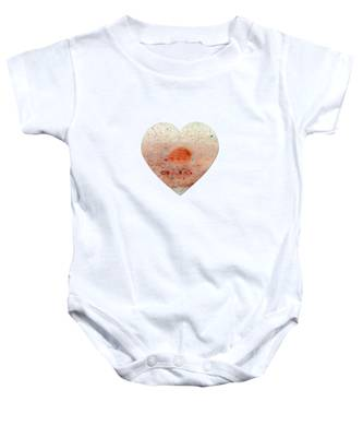 Luminous By V.kelly Baby Onesie