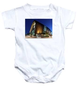 Milwaukee Bucks Baby Onesie