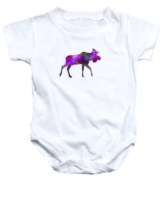 Reindeer Baby Onesies