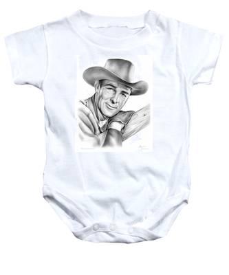 Randolph Scott Baby Onesie