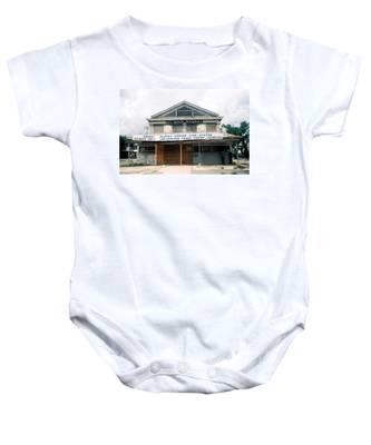 St Roch Market Baby Onesie