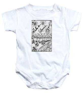 Take A Chance Baby Onesie