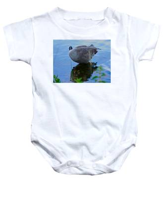 Where Are You Shadow Baby Onesie