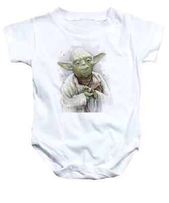 Star Wars Baby Onesies