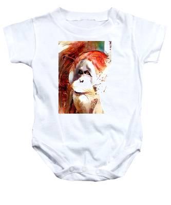 Endangered Baby Onesie