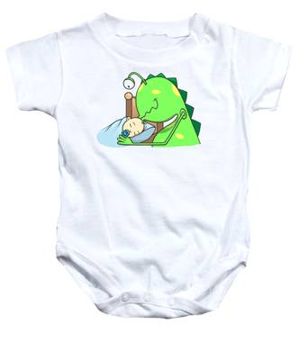 Peter And The Closet Monster, Kiss Baby Onesie