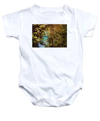 The Blue Lagoon Baby Onesie