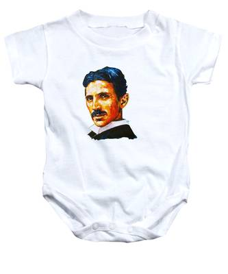 The Great Inventor Baby Onesie