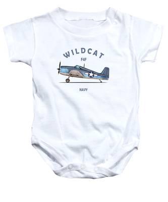 Wildcat Baby Onesies