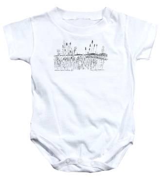 Plein Air Baby Onesies